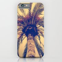iPhone & iPod Case featuring Tenerife Palm Tree by Studio11