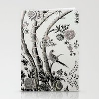 Peacock Tree Natural Stationery Cards