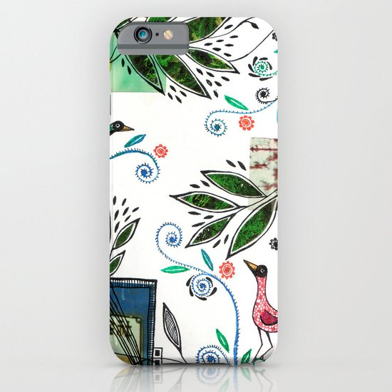 Through the jungle web iPhone & iPod Case