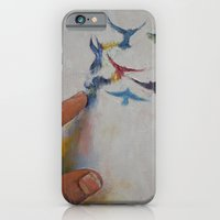 iPhone & iPod Case featuring Creation by Michael Creese