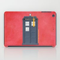 11th Doctor - DOCTOR WHO iPad Case