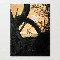 Nesebjorn Canvas Print