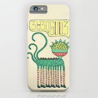 iPhone & iPod Case featuring galáctico by Mariana Beldi