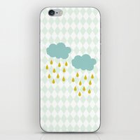 All good things are wild & free iPhone & iPod Skin