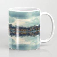 Stockholm Upside-down Mug