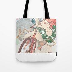 Ride Free! Tote Bag