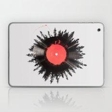The vinyl of my life Laptop & iPad Skin
