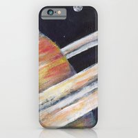 iPhone & iPod Case featuring Saturn by Quinn Shipton