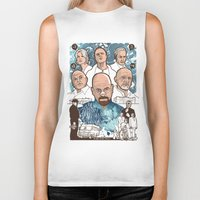 Breaking Bad: The Good, The Bad & The Ugly Biker Tank