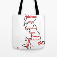 Carry On (1960's - 1970'… Tote Bag