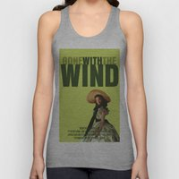 Gone With The Wind Unisex Tank Top