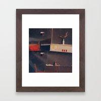 ap. of/64 Framed Art Print