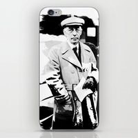 Sergei Rachmaninoff iPhone & iPod Skin