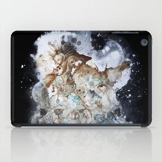 Excerpt / Curacao Coffee on Canvas iPad Case