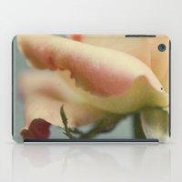 Peach Rose iPad Case