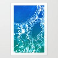 Soap Bubbles 2 - For Iph… Art Print
