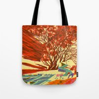 A bird never seen before - Fortuna series Tote Bag