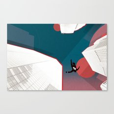 Mad Men Canvas Print