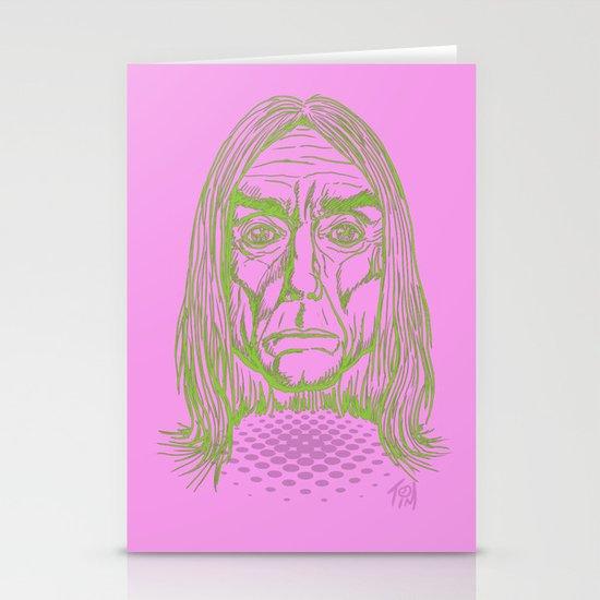 """""""Ready to Die"""" by Tim Lukowiak Stationery Card"""