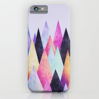 Colorful Abstract Geomet… iPhone 6 Slim Case