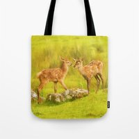 Baby Reds Tote Bag
