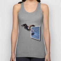 What A Catch Unisex Tank Top