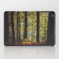 Autumn Wood iPad Case