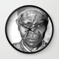La Fé Wall Clock