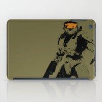 Master Chief Redux iPad Case
