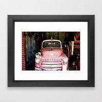 Hidden in Time! Framed Art Print