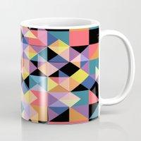Pixels Mug