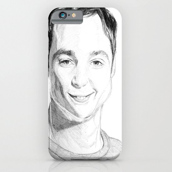 Shelden Cooper iPhone & iPod Case