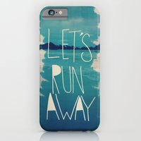 iPhone & iPod Case featuring Let's Run Away: Manuel Antonio, Costa Rica by Leah Flores