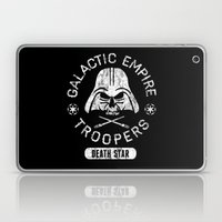 Bad Boy Club: Galactic E… Laptop & iPad Skin
