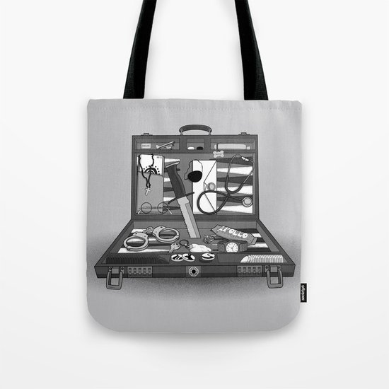 Lost Souvenirs Tote Bag
