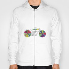 Rainbow Cycle Hoody