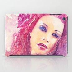 Hidden paradise iPad Case
