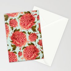A Splash of Peony, A Dash of Color Stationery Cards