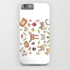 Woodland Kaleidoscope iPhone 6 Slim Case