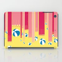 I can bowl a ball, many times in a row. iPad Case