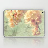 Postcard Laptop & iPad Skin