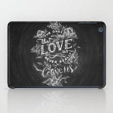 Harry Potter - The Ones … iPad Case
