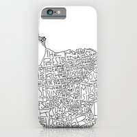 iPhone & iPod Case featuring Good Ole San Francisco by Thomas Ramey