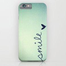 s  m  i  l  e  iPhone 6 Slim Case
