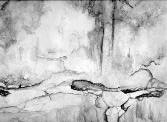 Bones of You Canvas Print
