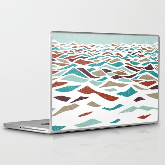 Sea Recollection Laptop & iPad Skin