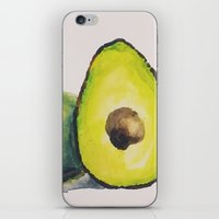 Avocados iPhone & iPod Skin