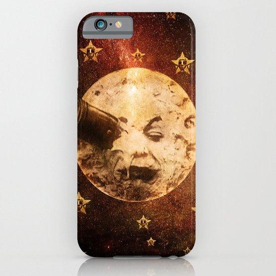 Viaje a la Luna iPhone & iPod Case