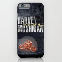 iPhone & iPod Case featuring HARVEY MUSHMAN by michael pfister