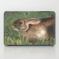 Shy Rabbit iPad Case